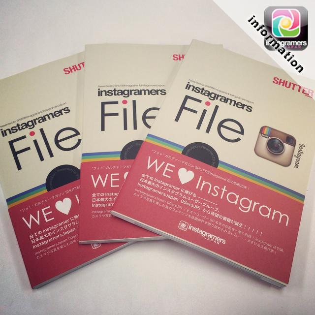 再販InfomationIGersJP Amazonで5000円~とプレミアが付いている InstagramersFile 若干数再販します。 instagram