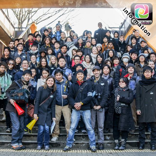 yoyogiInfomationIGersJP 21カ国85人が参加! #MeetMeJapan 東京 2月11日レポート! instagram