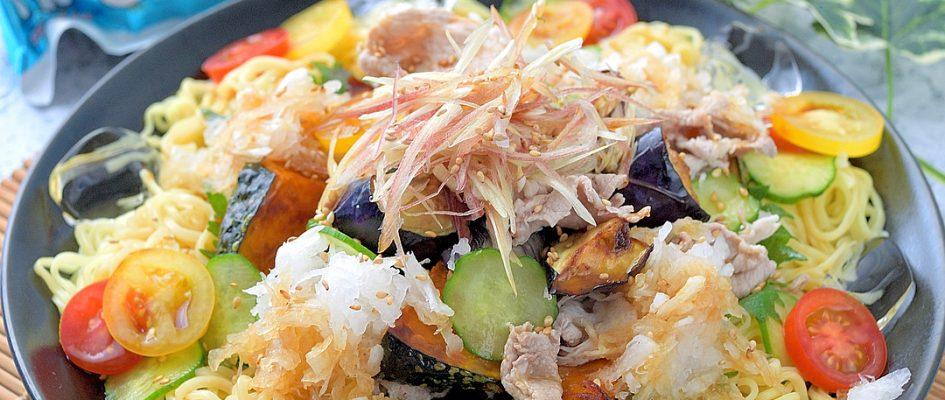 【結果発表】冷し中華でおいしいサラダ!? IGersJP × 東洋水産 「マルちゃん正麺 冷し中華」を使った「#ごちそうサラダ」フォトコンテスト